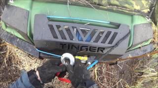 видео Tinger Scout 690
