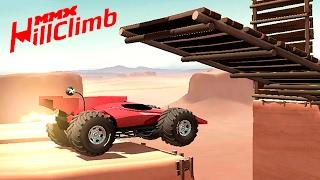 МАШИНКИ MMX HILL CLIMB 11 в стиле ХОТ ВИЛС ГОНКИ монстр траки как мультики про машинки для детей
