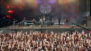 Eluveitie - The Nameless live Masters of Rock (2014)