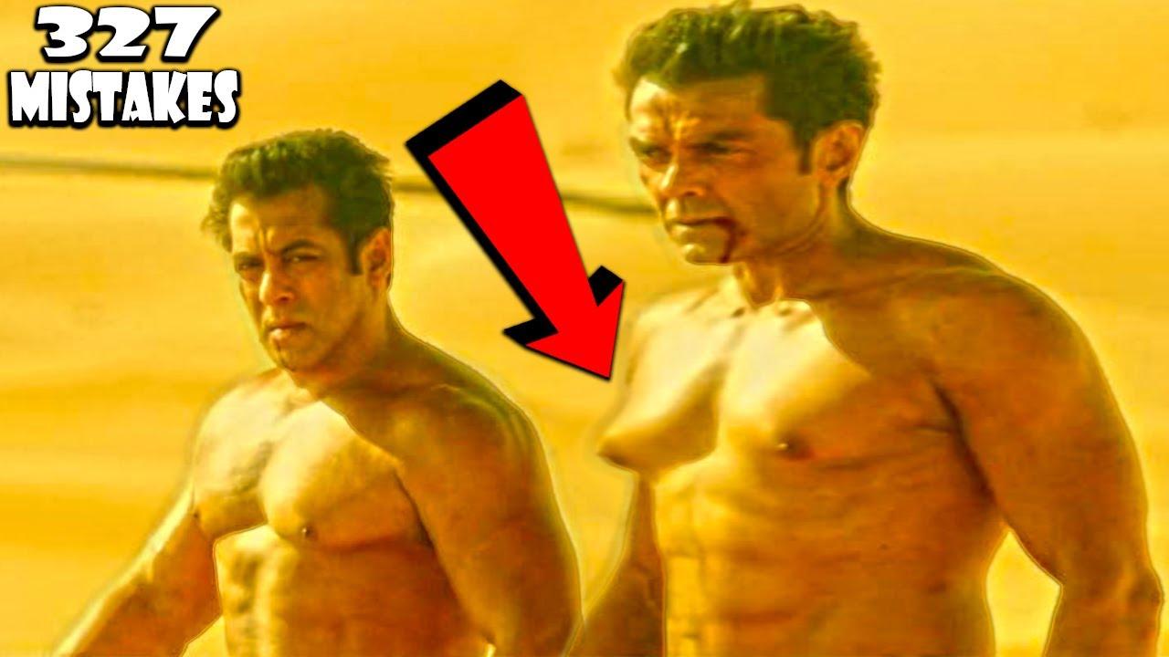 "Download (327 Mistakes) In Race 3 - Plenty Mistakes In "" RACE 3 "" Full Hindi Movie    Salman Khan"