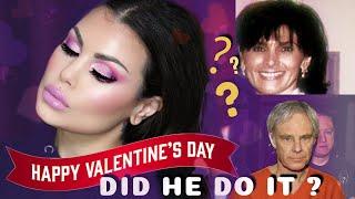 A Valentines Day Murder ? - Murder, Mystery & Makeup - GRWM & True Crime | Bailey Sarian