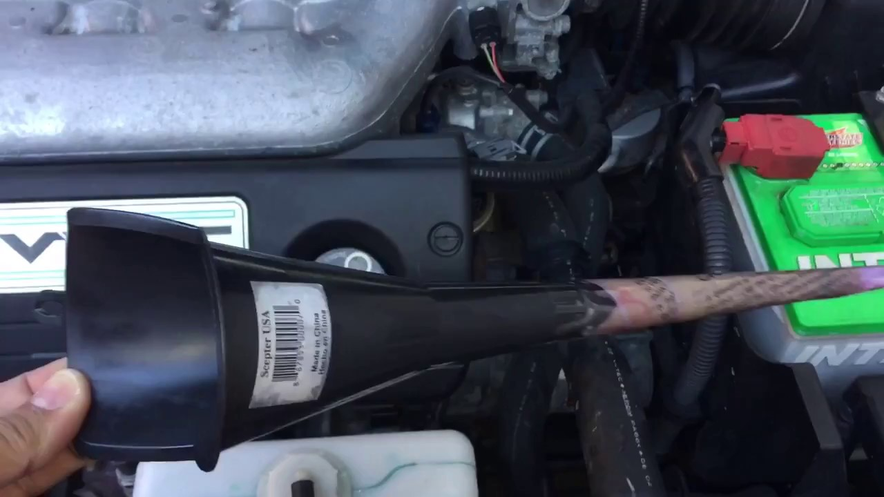 2003  2007 Honda Accord ATF Automatic Transmission