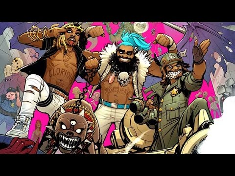 Flatbush ZOMBiES - A Spike Lee Joint ft. Anthony Flammia (3001: A Laced Odyssey)