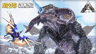 Summoning The Ice Titan - Ark Extinction