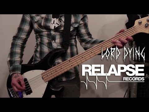 """LORD DYING - """"Offering Pain"""" Don Capuano Bass Performance Video"""