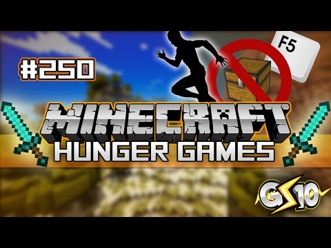 Minecraft Hunger Games: Episode 250 - Challenges