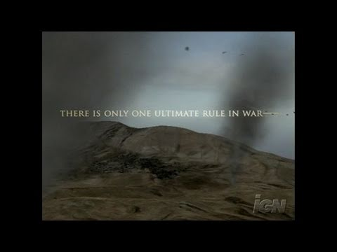 Ace Combat Zero: The Belkan War PlayStation 2 Trailer -