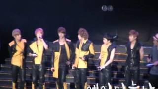 110715 Korean Music Wave 2011 SG - Interview