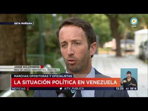 TV Pública Noticias - Venezuela rechaza intervención de paises de la región