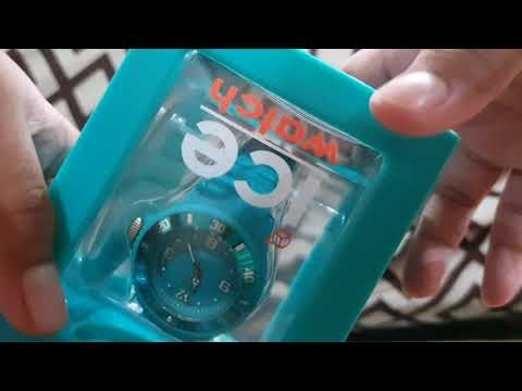 Ice Watch Sixty Nine Unboxing. Ice On Fire And Turquoise