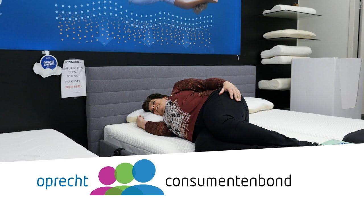 Matras Lidl Ervaring : Matrassen kooptips consumentenbond youtube