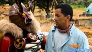Power Rangers Dino Charge - Deep Down Under - Not a good time