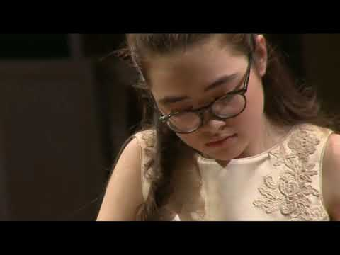 """04/21/2019 A. Stychkina in the concert-lecture for Youth """"Keys"""" , P.I. Tchaikovsky Concert Hall"""