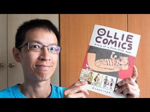 Book Review: Ollie Comics by Drewscape