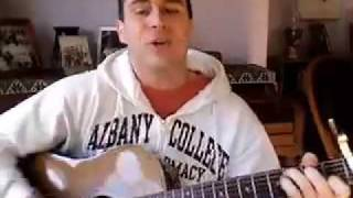Acoustic cover of The Quass by NOFX.