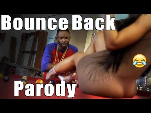 Big Sean-Bounce Back Parody ( Nba 2k Version)