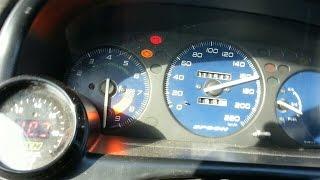 Honda Civic B16 Turbo 10.000 Rpm  At 1 Bar - 14 Psi  50-200,0-110 Km