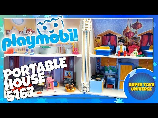 Playmobil 5167 - Mein Neues Mitnehm-Puppenhaus & 9084 - Strand-Girl mit  Roller Vergleichen Sie die Preise bei PriceX.de