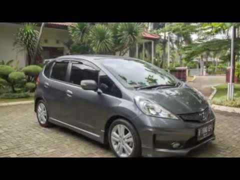 Dijual Honda Jazz Rs 2012 Youtube