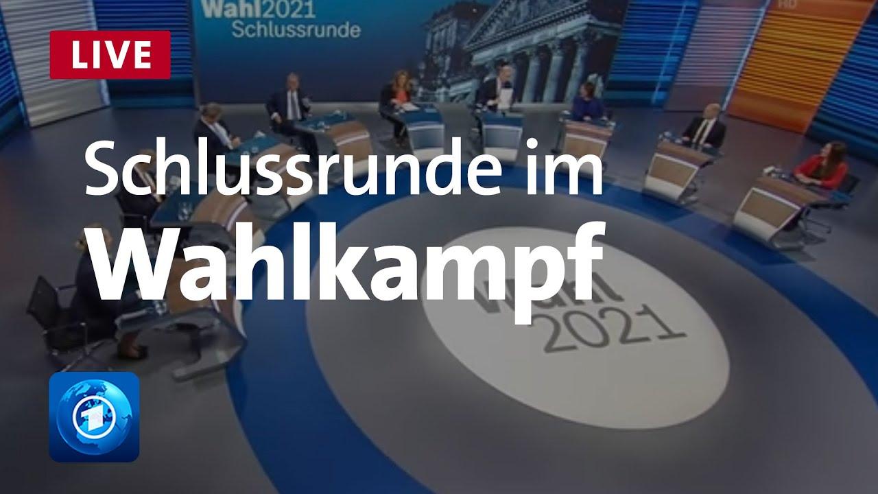 Download Wahlkampf: Schlussrunde der Parteien | Livestream