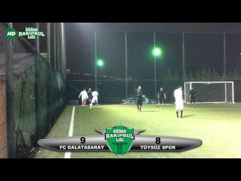 FC GS vs Tüysüzspor