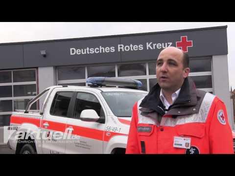 [VW AMAROK] Neues HvO-Fahrzeug DRK Weilheim - Komplettvorstellung!