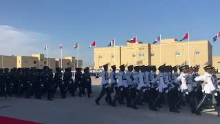 Opening ceremony of the new Auqed Police Station building in Dhofar