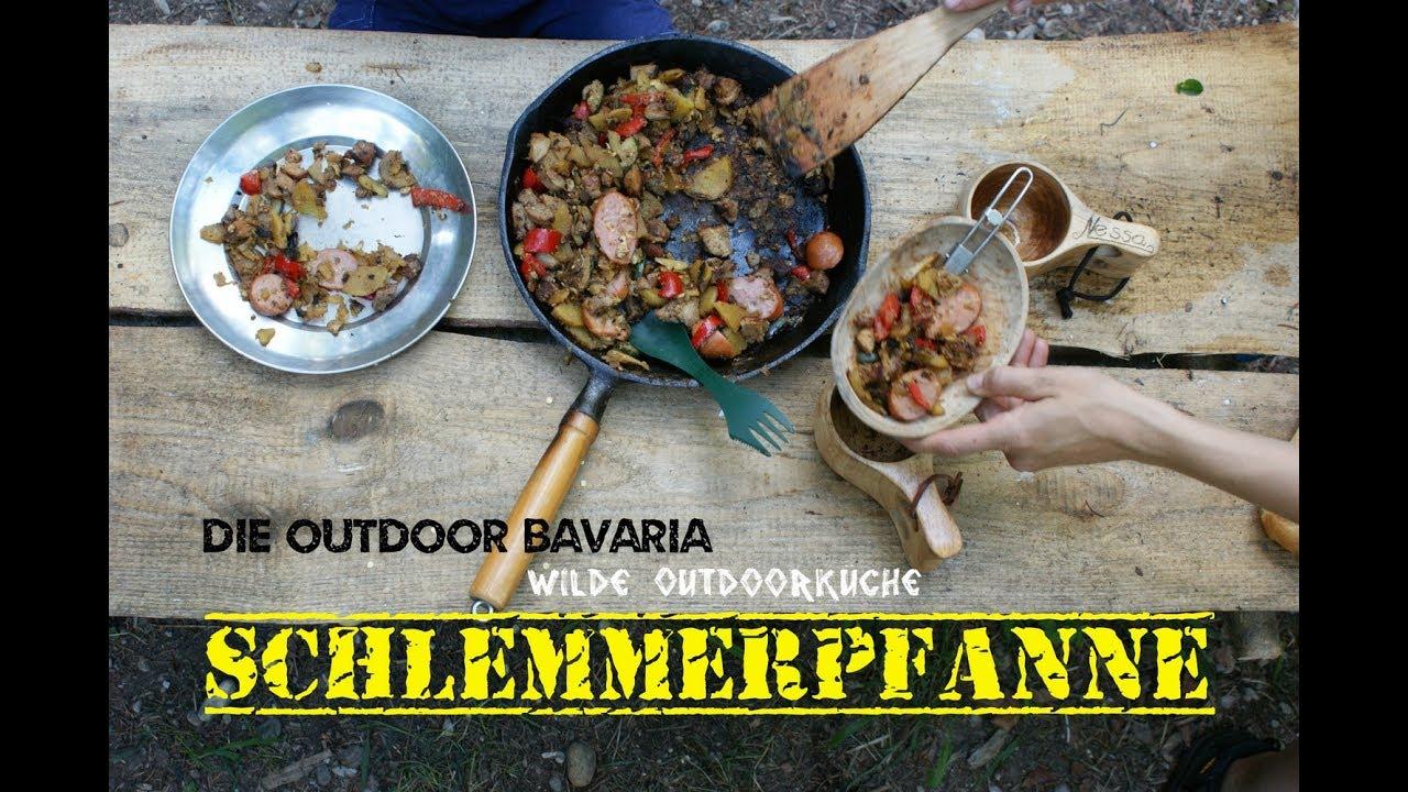 Outdoor Küche Camping Rezepte : Spaghetti carbonara outdoor rezept gipfelwelt