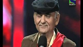 X Factor India - 63 year old Kartar Singh