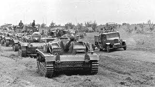 """""""Уманьский котел"""". Идут  наступательные бои, ввгуст 1941  Немецкий взгляд"""