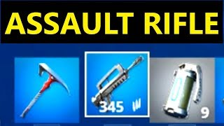 Assault Rifle Eliminations Fortnite Chapter 2 (Fortnite THE LOWDOWN WEEK 5 Challenges)