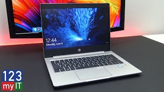 HP ProBook 430 G6 Unboxing Firstlook