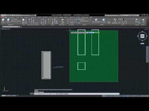AutoCAD 2015 Schulung Deutsch 12 Lektion – Zeitersparnis 2D Schnitte aus 3D Objekten generienen