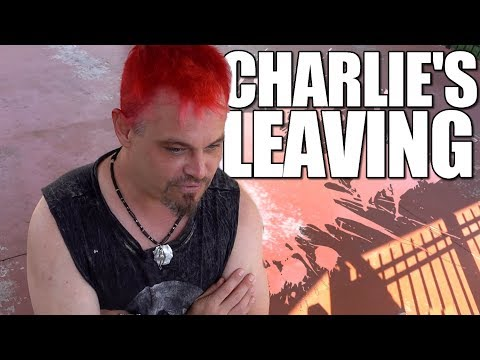 CHARLIE IS LEAVING!! (WTF)