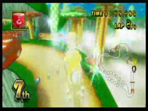 Mario Kart Wii Hack Race 4 Hacker Part 2
