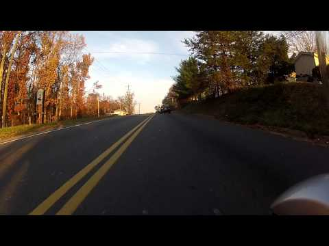 Ride Home From Skyline Drive - Part I