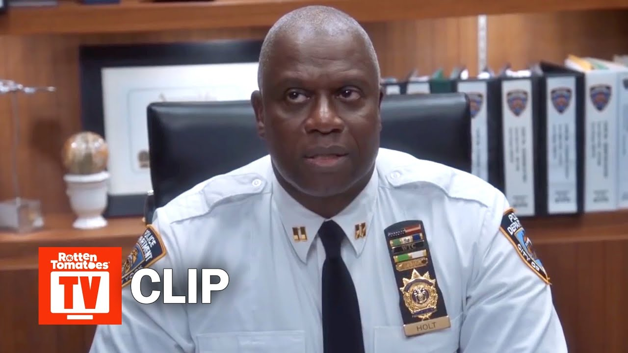 Download Brooklyn Nine-Nine S05E18 Clip | 'Terry & Gina Deliver Bad News' | Rotten Tomatoes TV