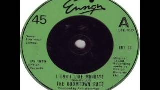 Boomtown Rats - I Don't Like Mondays (1979)