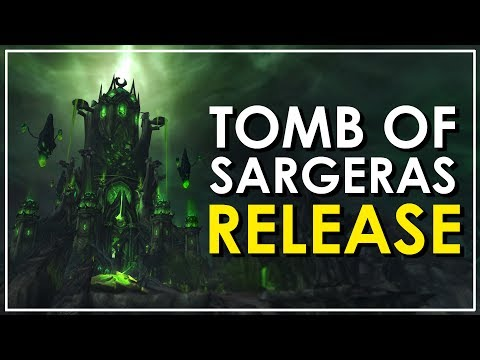 The Tomb of Sargeras Is Coming! + 7.2.5 Update & Future Legion Predictions