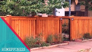 Gambar cover (NEW DESIGN 2017) 30+ Cheap Wood Fence Ideas