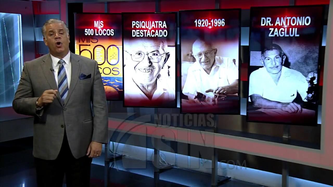 Historia Dominicana: El Dr. Antonio Zaglul Elmúdesi