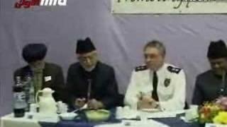Slough Peace Conference - Islam Ahmadiyya 4/6