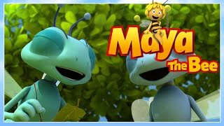 Maya the bee - Episode 63 - Dragonfly express