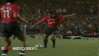Todos los goles de Rolfi Montenegro en Independiente HD