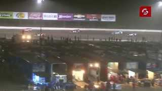 6.6.14 Dirt Late Model Dream weekend: Friday Twin 25 Features