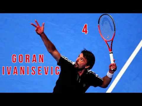 10 tay vợt tennis có cú giao bóng mạnh nhất - DancoSport.com