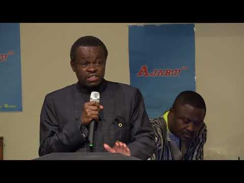 FULL PLO Lumumba's Historic Speech to Africans in Boston, USA