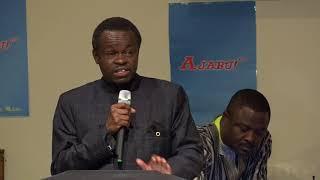 FULL PLO Lumumba's Historic Speech to Africans in Boston, USA