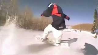 Technine - Snowboard Buttering / Flatground Tricks / Flatland Tricks