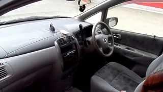 видео Недостатки и проблемы Mazda Premacy 2